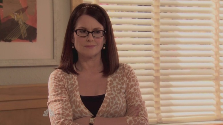 Megan Mullally as Tammy 2 in Parks and Recreation