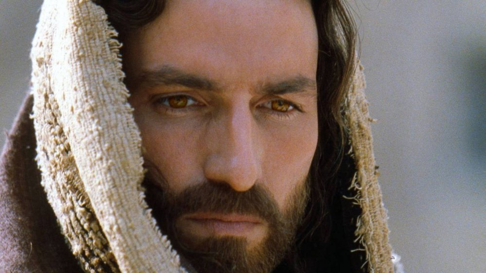 Jim Caviezal as Jesus Christ in The Passion of the Christ
