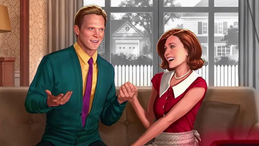 WandaVision promo image