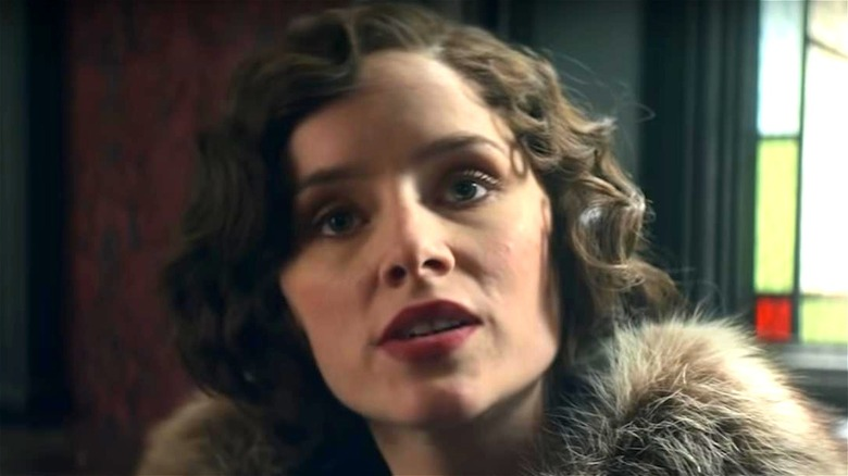 Sophie Rundle as Ada Shelby in Peaky Blinders
