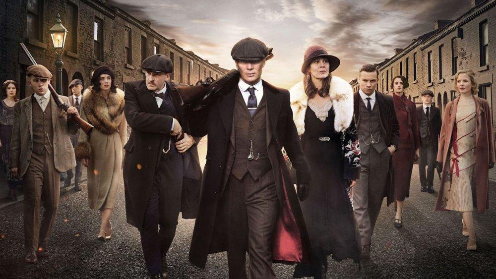 the cast of Peaky Blinders