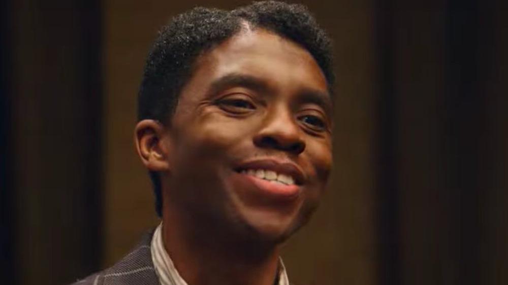 Chadwick Boseman Ma Rainey