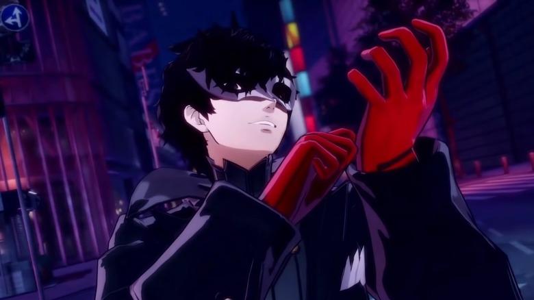 Persona 5 Strikers Joker