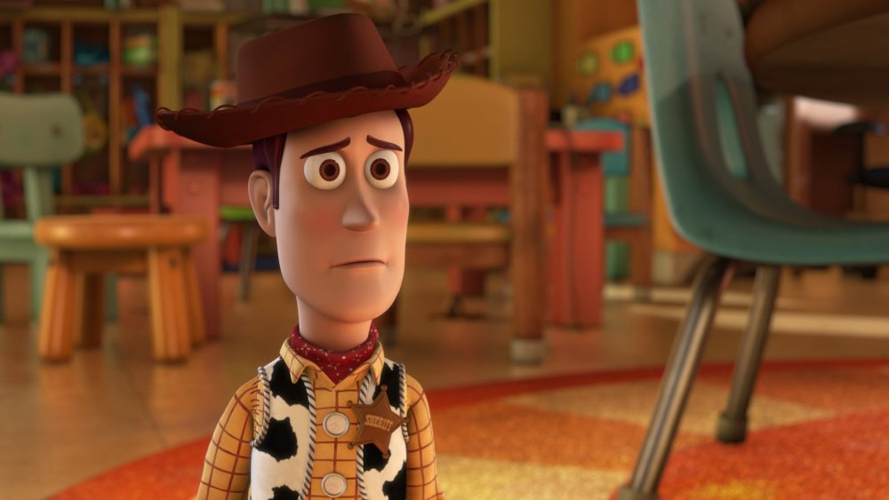 Woody from Toy Story