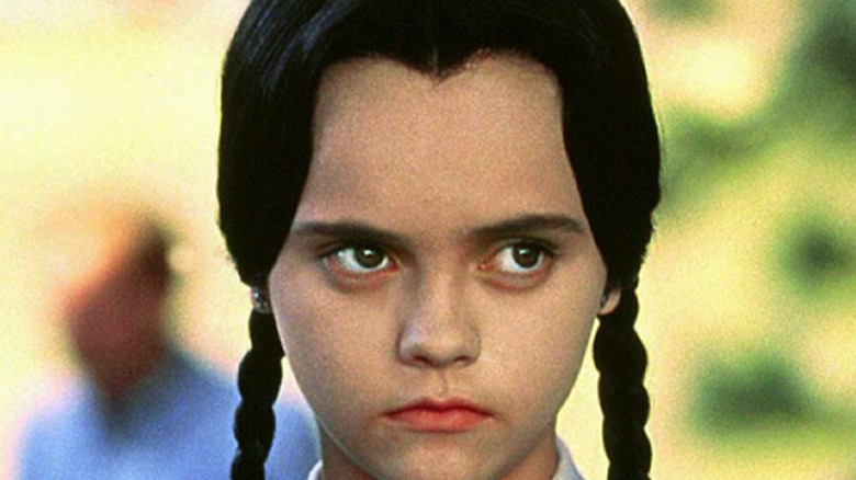 """Christina Ricci as Wednesday Addams in """"Addams Family Values"""""""