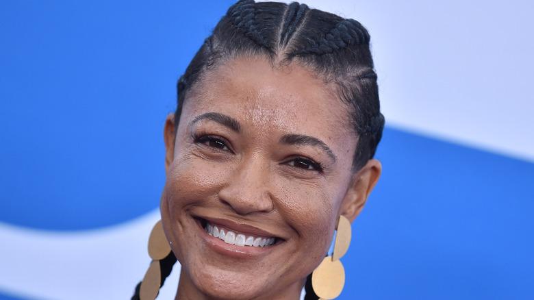 Tina Gordon smiling