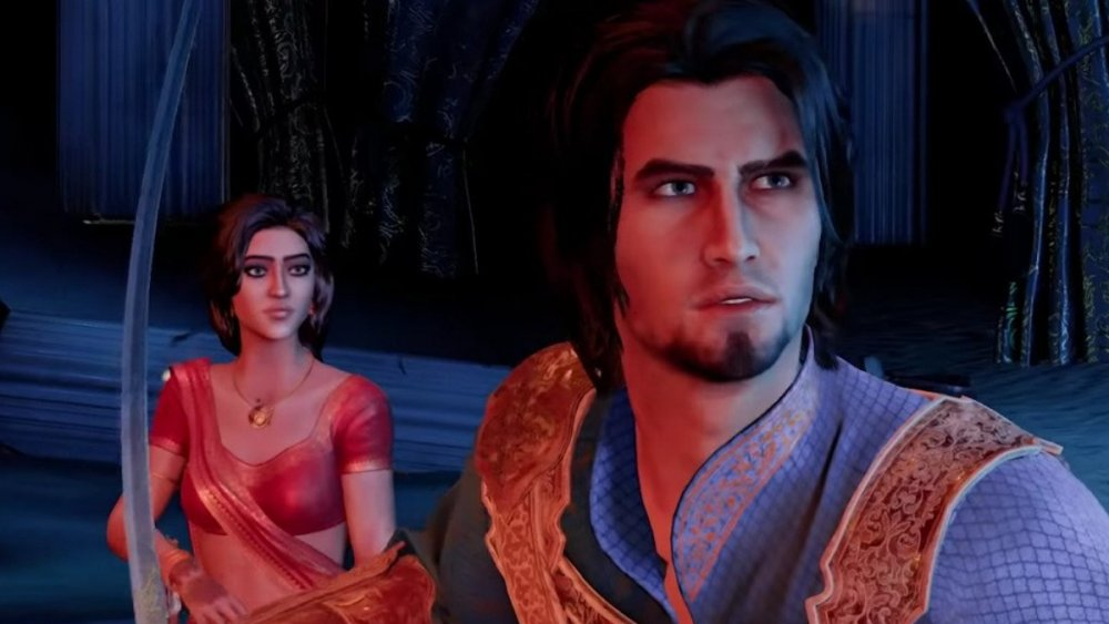 The prince from Prince of Persia: The Sands of Time