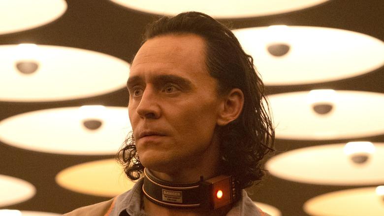 Loki against lights