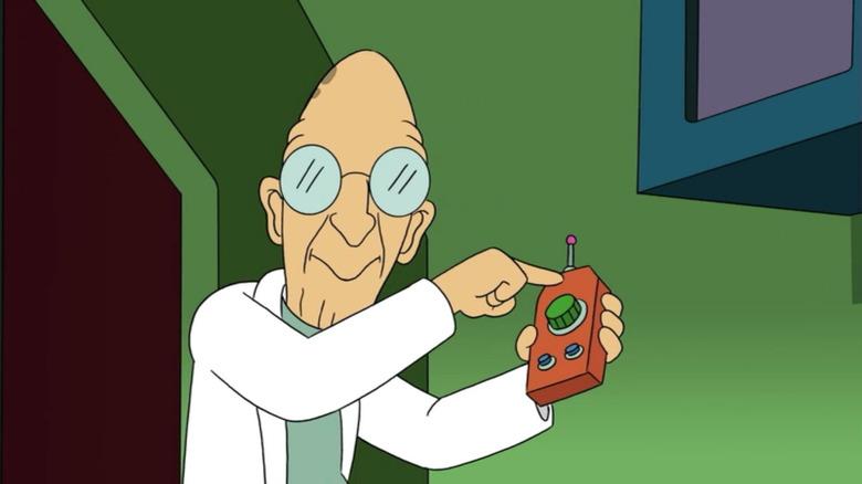 Professor Farnsworth from Futurama