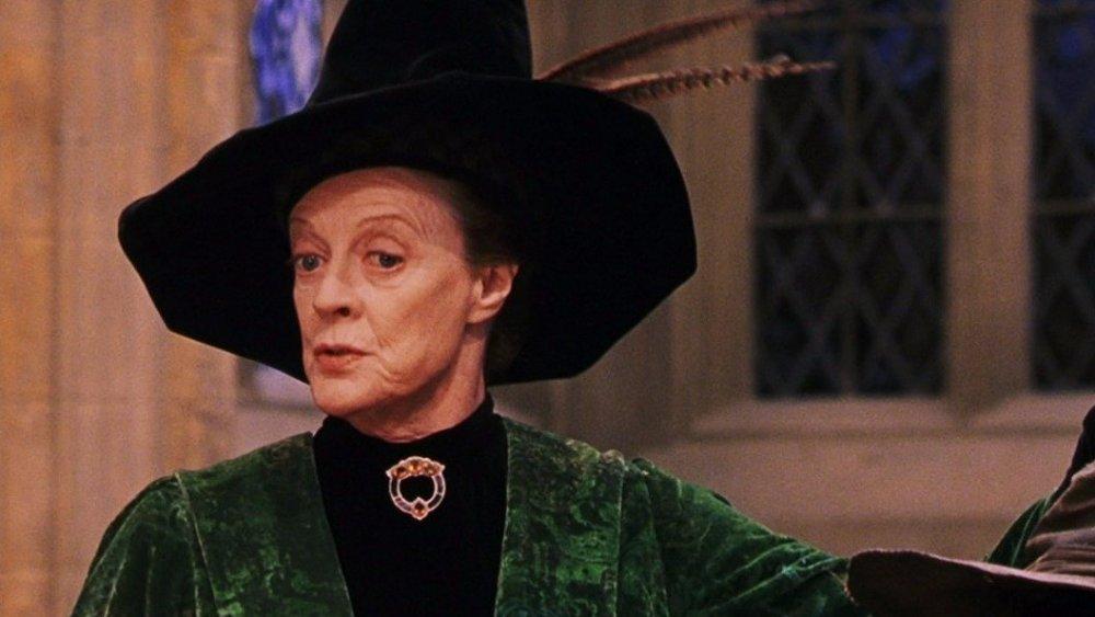 Minerva McGonagall backstory