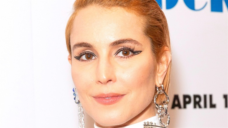 Noomi Rapace at premiere