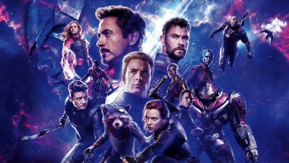 Avengers: Endgame promotional art