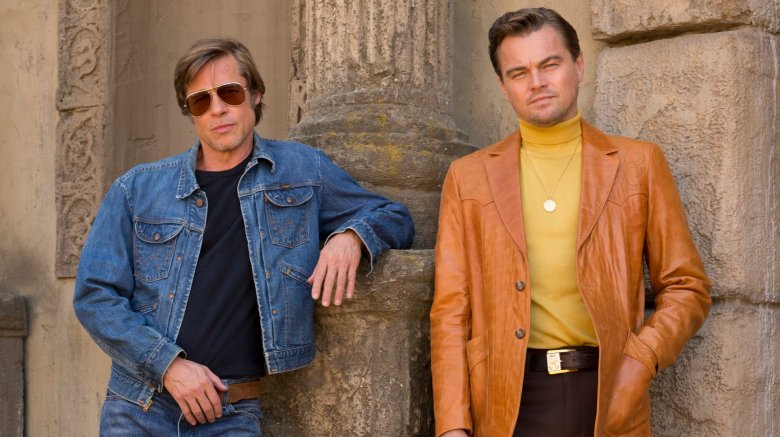 Once Upon a Time in Hollywood promo image
