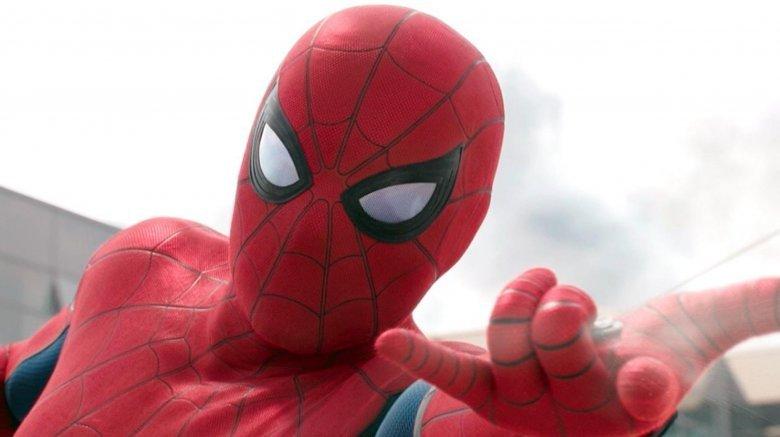 Tom Holland in Captain America: Civil War