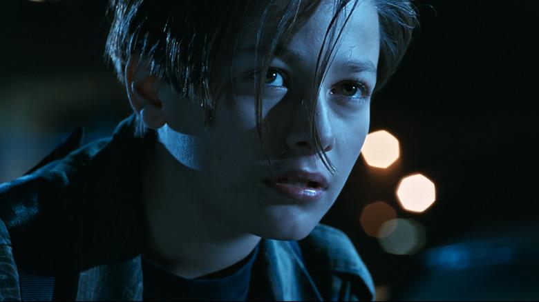 Terminator 2: Judgment Day Edward Furlong as John Connor