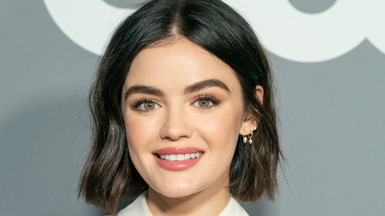 Lucy Hale at CW Network Upfronts 2019
