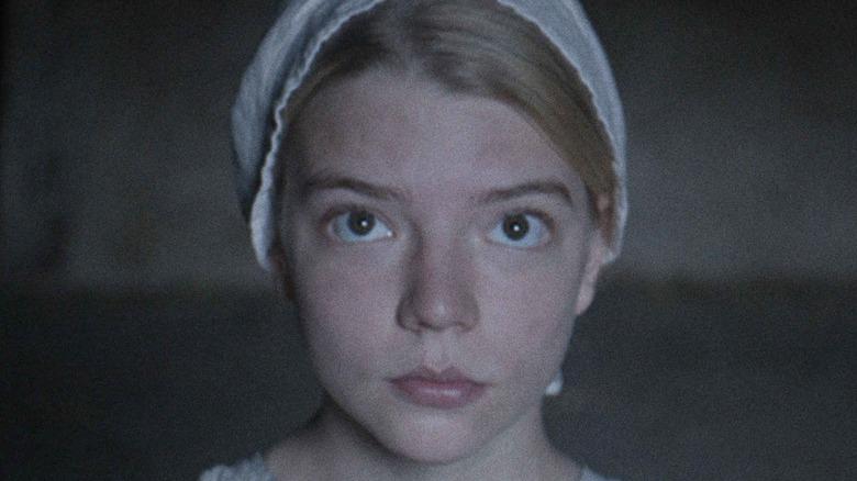 Anya Taylor-Joy Thomasin bonnet