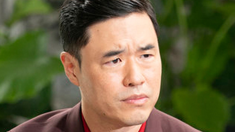 Young Rock's Randall Park