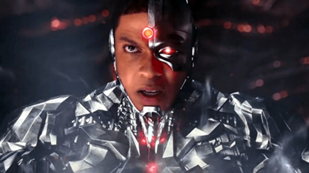 Ray Fisher as Victor Stone/Cyborg in Justice League
