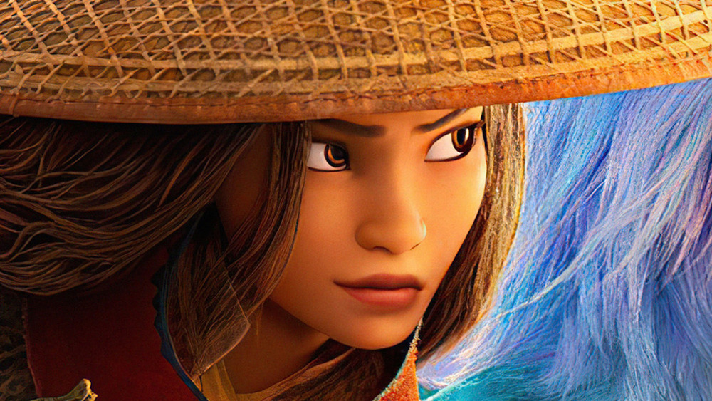 Raya and the Last Dragon hat