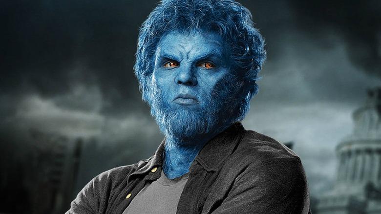 Nicholas Hoult X-Men Beast