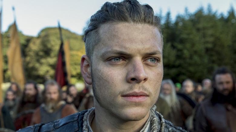 Alex Høgh Andersen as Ivar on Vikings