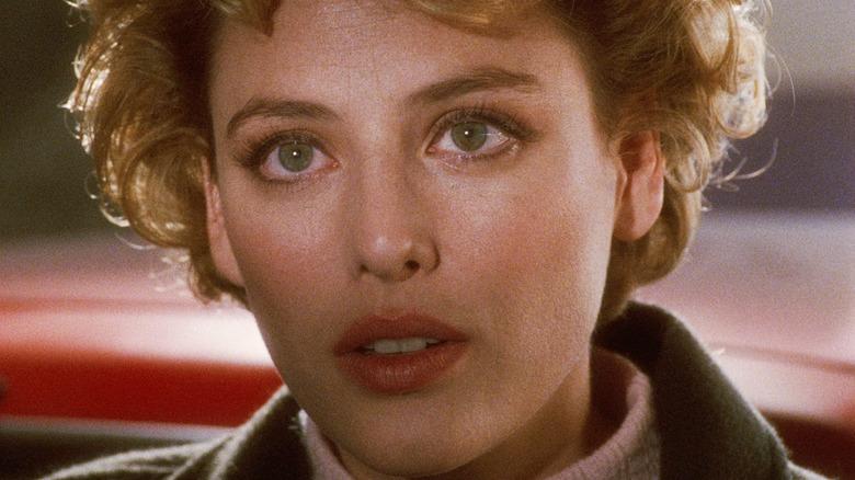 Helen Lyle wide-eyed in Candyman