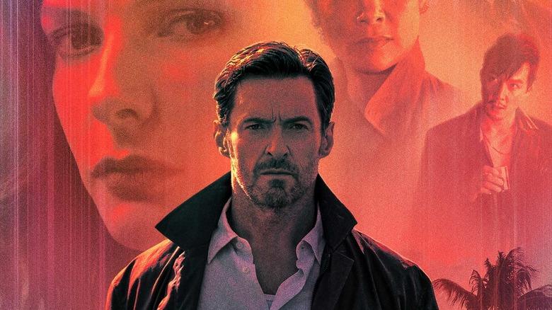 Hugh Jackman Reminiscence poster