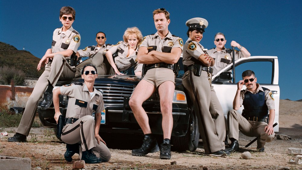 Reno 911! cast