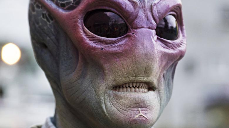 Harry in Resident Alien