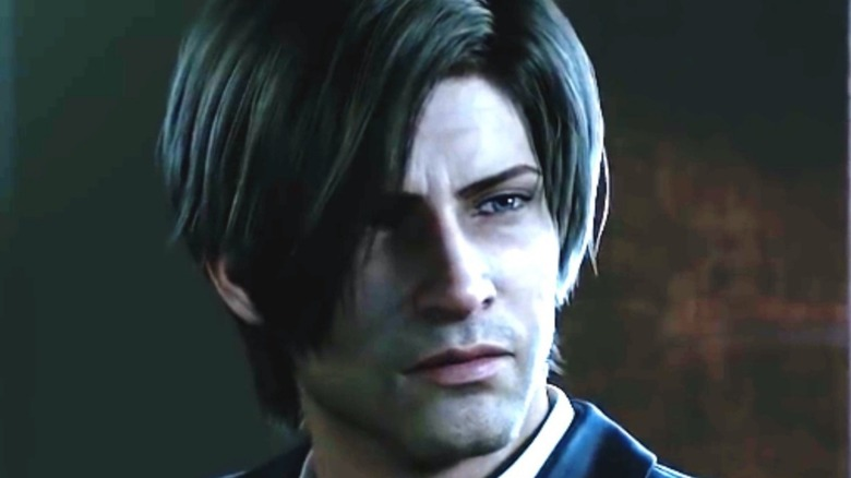 Leon S. Kennedy from Resident Evil: Infinite Darkness
