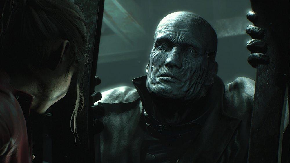 resident evil, mr. x, tyrant, t-103, t-00, origin, story, source, 2, remake