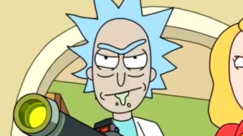 Rick and Morty Rick Gun