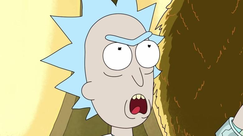 Rick and Morty Rick Sanchez