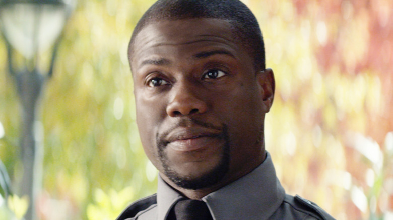 Ben grinning in uniform