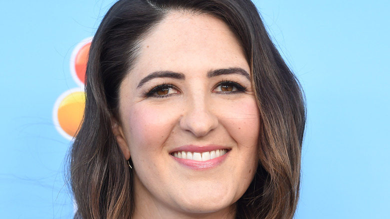 D'Arcy Carden smiling