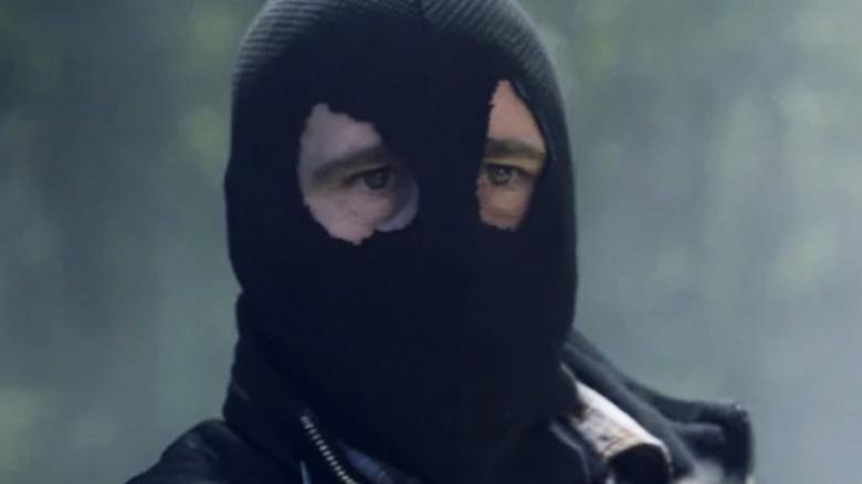 The Black Hood in Riverdale