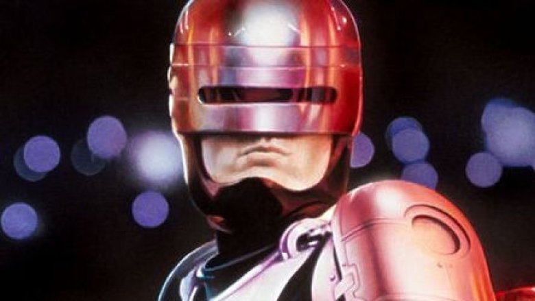 Peter Weller Robocop 1987