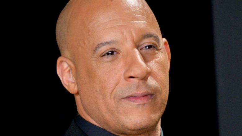Vin Diesel headshot