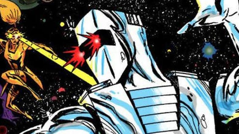 Rom: Spaceknight Marvel Comics by Bill Mantlo