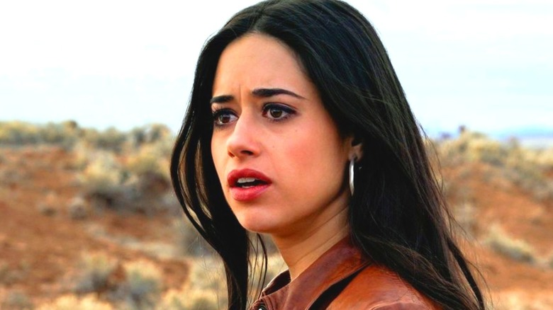 Jeanine Mason in Roswell, New Mexico