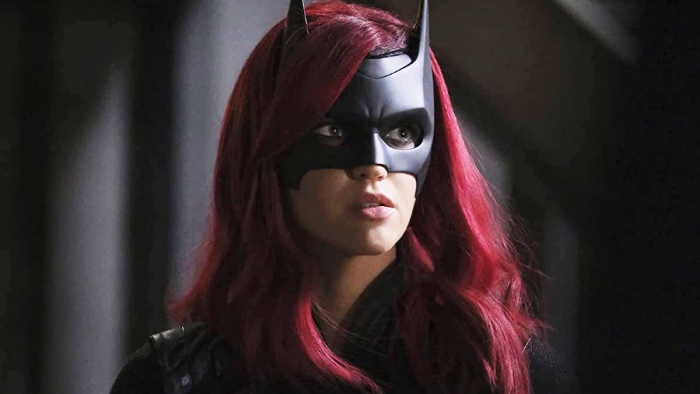 Ruby Rose suited up on Batwoman