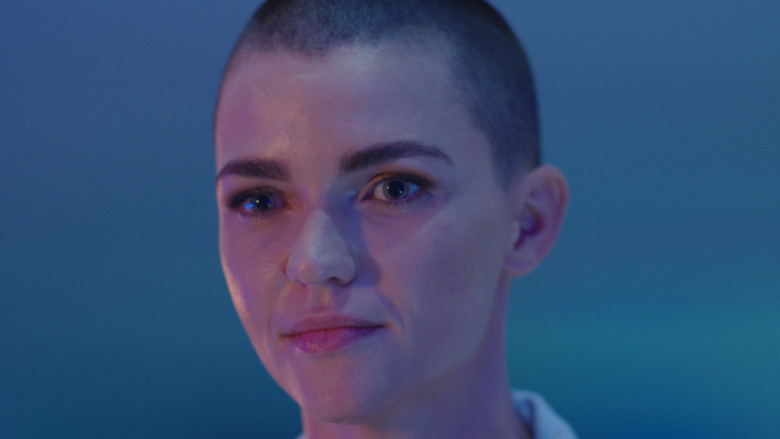 Ruby Rose as Victoria in the action, crime, thriller, VANQUISH, a Lionsgate and Grindstone Entertainment Group, a Lionsgate Company release.