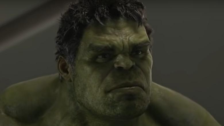 Hulk...follow rules?