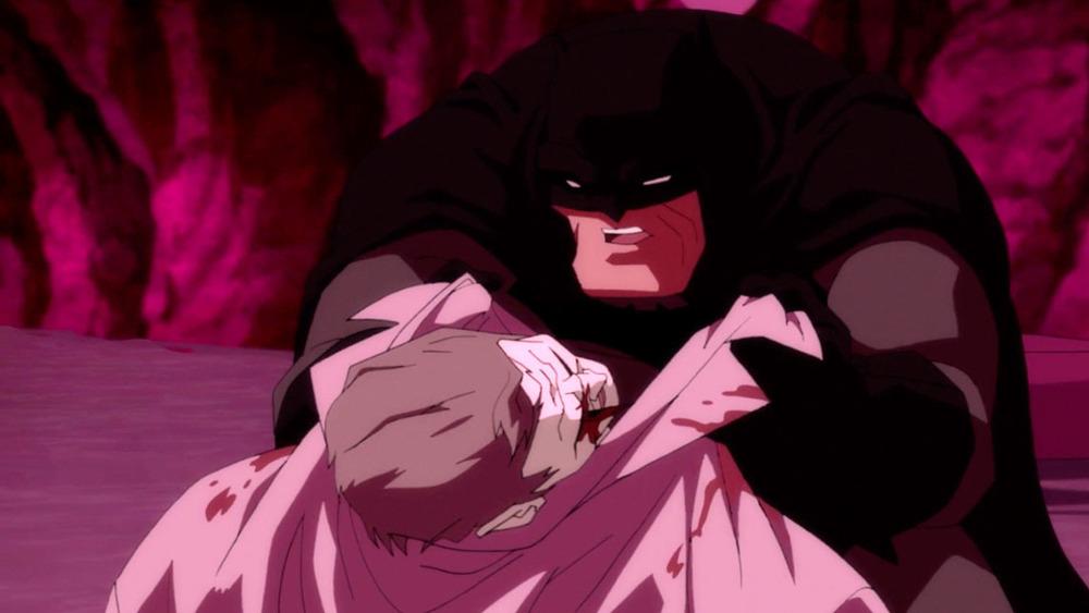 Batman & Joker
