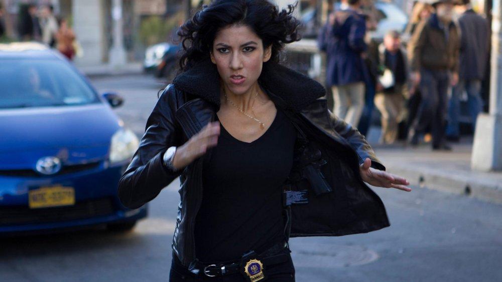 Stephanie Beatriz on Brooklyn Nine-Nine