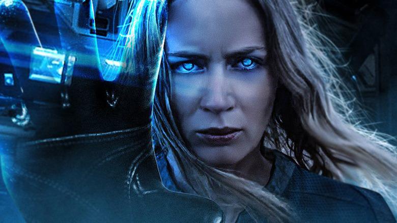 Emily Blunt in Fantastic Four