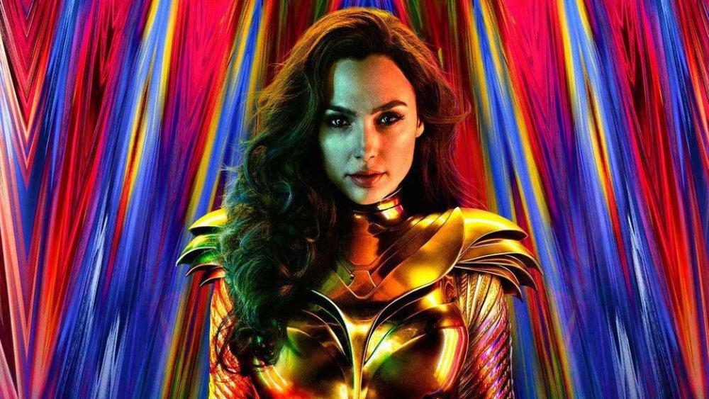 Wonder Woman 1984 poster