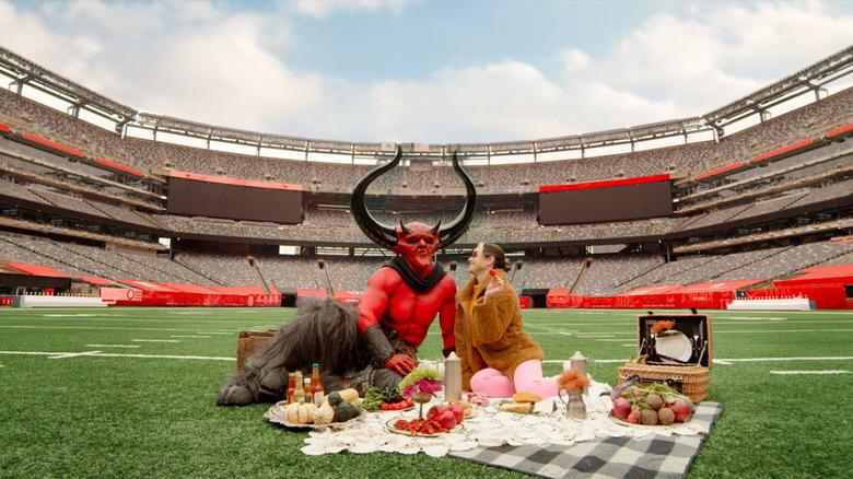 Ryan Reynolds' Match ad
