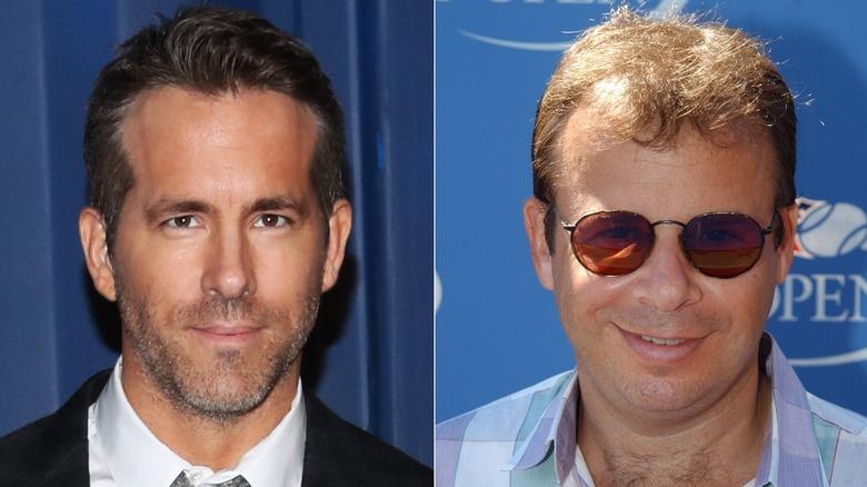 Ryan Reynolds, Rick Moranis